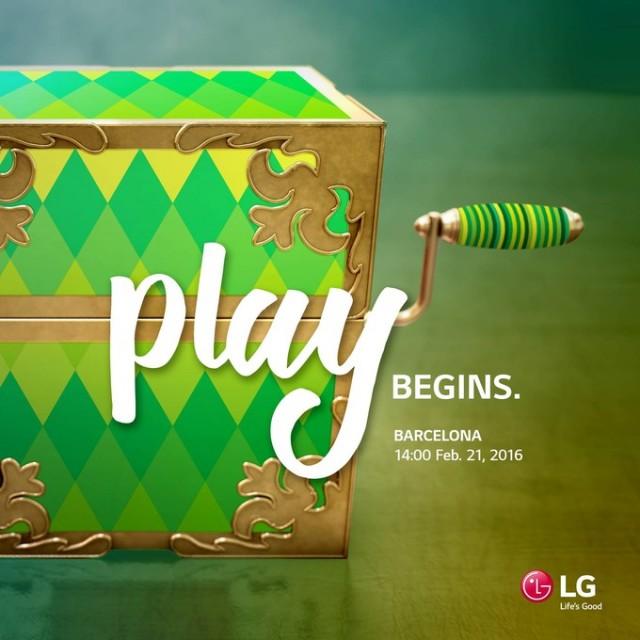 LG MWC Invitation Play