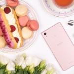 Pink Sony Xperia Z5