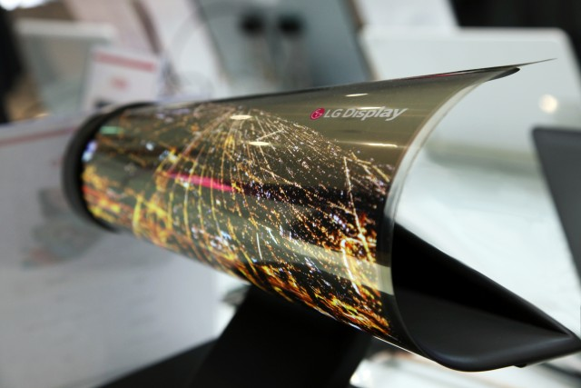 rollable-oled