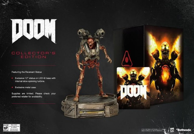 Doom Collectors 1