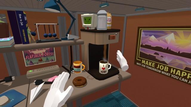 Job Simulator Office Worker