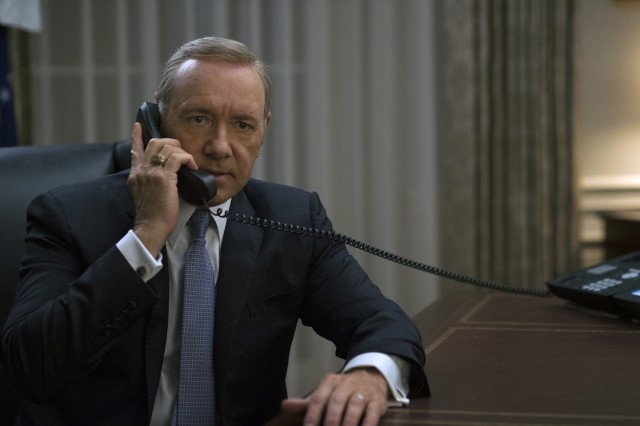 House of Cards, Episode 402 Photographer: David Giesbrecht