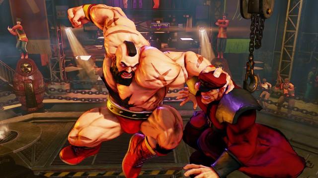 Street Fighter 5 b