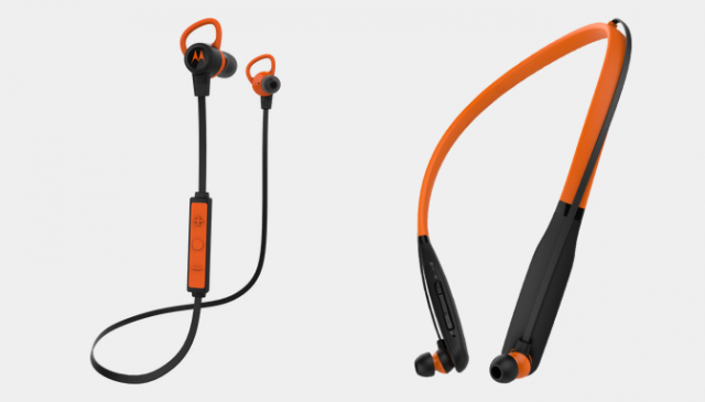 Verve Loop and Verve Rider headsets