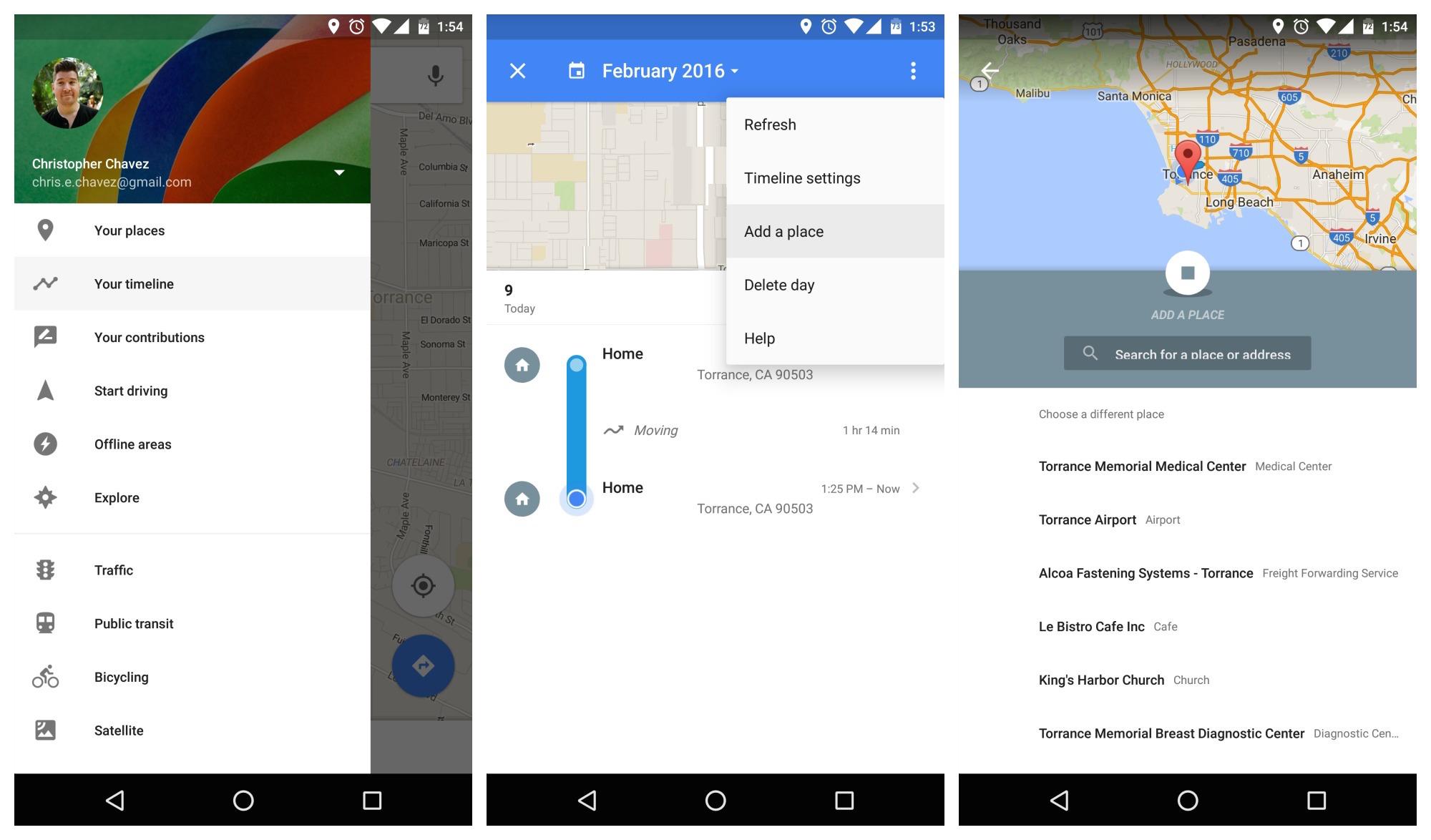 google maps 9.20.0