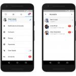 messenger multiple accounts