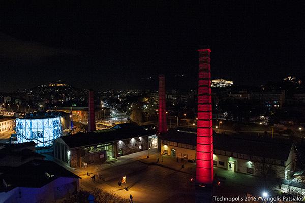 Θέα από τον Πύργο