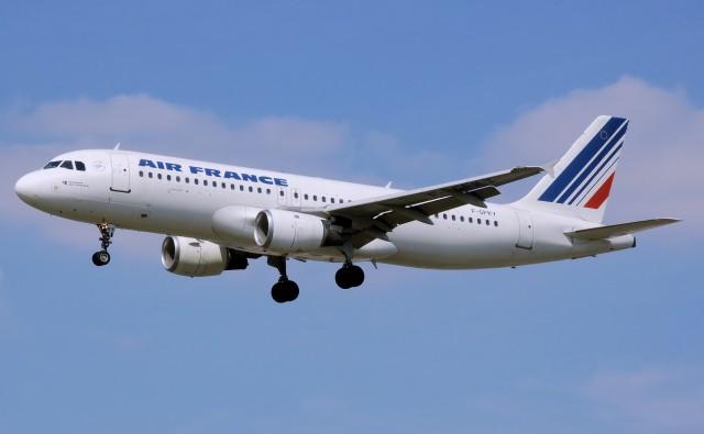 Air France Airbus 1