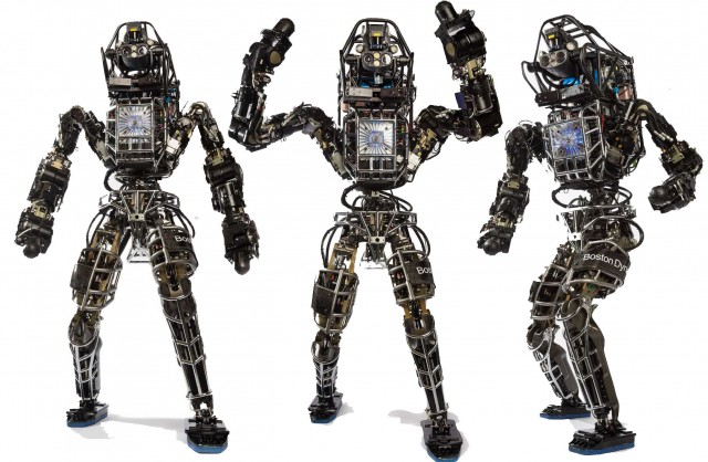 Boston Dynamics Atlas 1