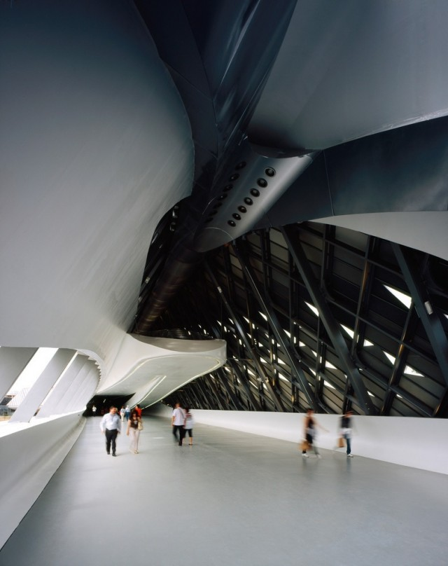 Bridge Pavilion in Zaragoza, Spain 3