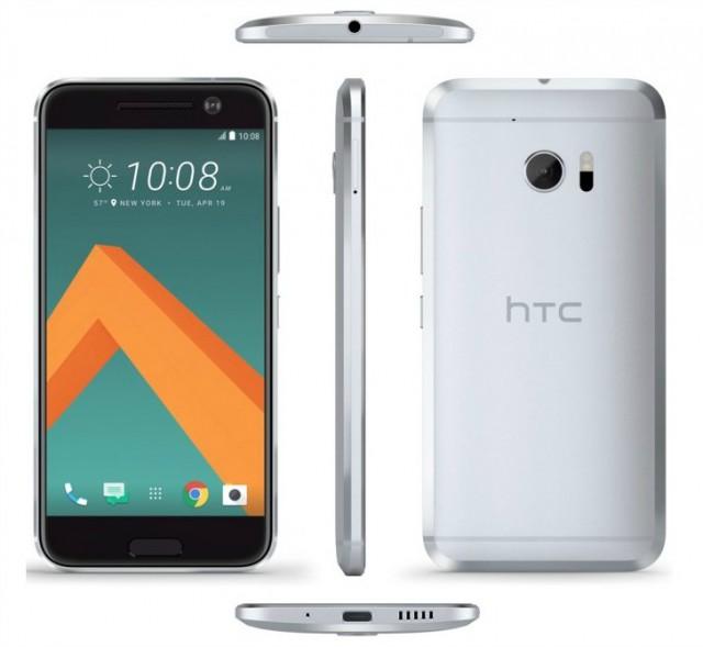 HTC 10 leaked