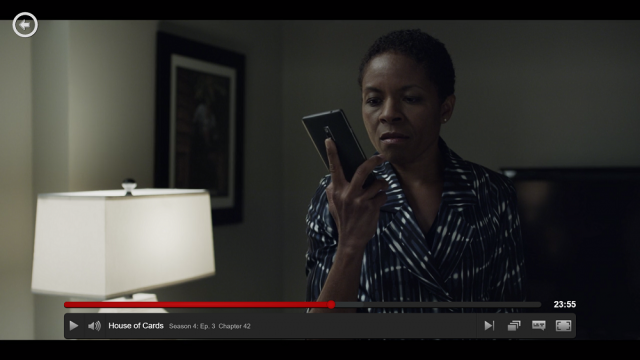 OnePlus product placements in House of Cards3