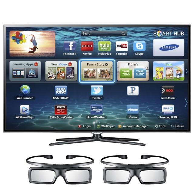 Samsung 3D TV 2