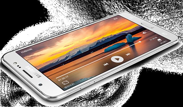 Samsung Galaxy J7 (2016) and Galaxy J5 (2016) 2