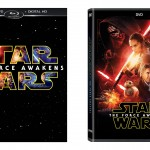 Star Wars The Force Awakens Blu-Ray Edition 1