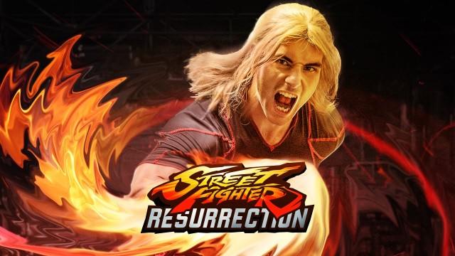 Street Fighter- Resurrection