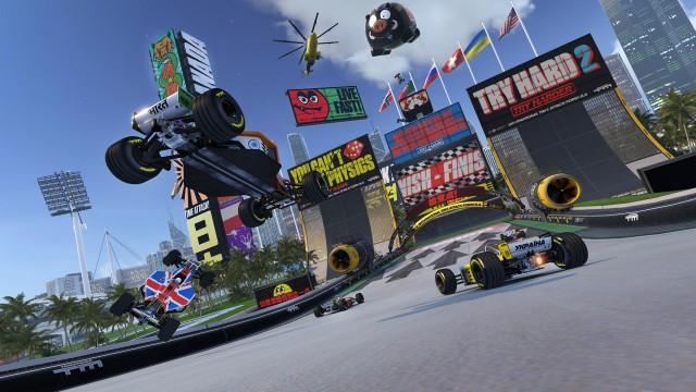 TrackMania Turbo 3B