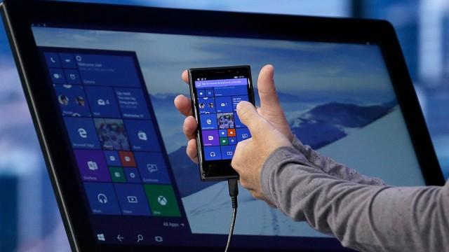 Windows 10 Mobile 4