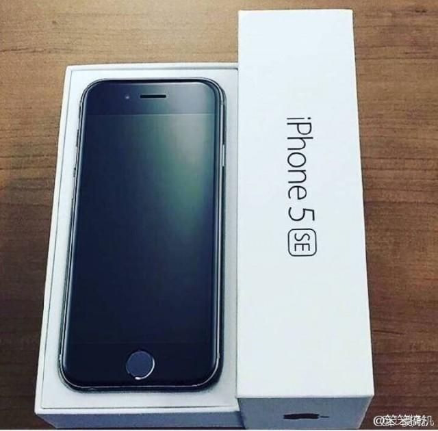 iPhone 5se2