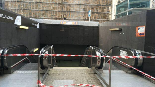 metro system closed