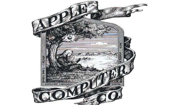 Ο Νεύτωνας και το... μήλο. Το πρώτο λογότυπο της Apple που είχε δημιουργήσει ο Ronald Wayne