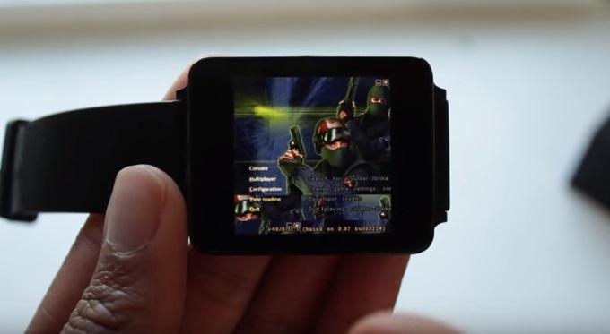 Παίζοντας Counter Strike σε Android Wear smartwatch; Το ...