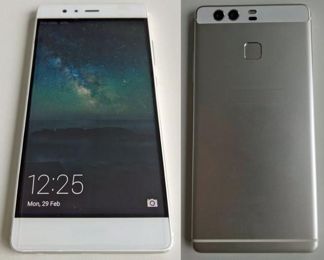 Huawei P9 Leaked Photo
