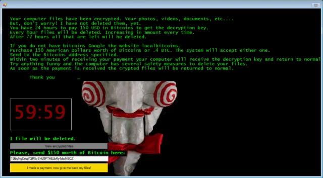 Jigsaw Ransmware 2