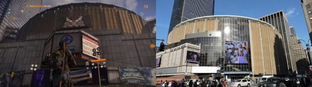 Madison Square Teliko 1 (Large)
