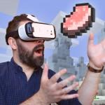 Minecraft Gear VR 2