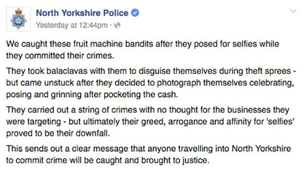 North_Yorkshire_Police_FB_post