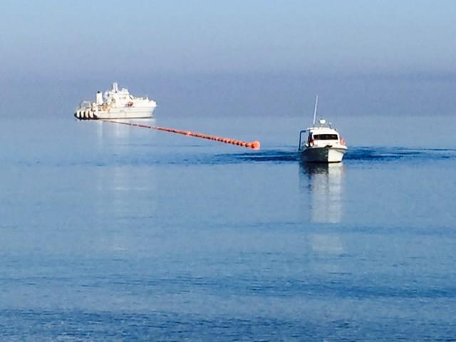 OTEGLOBE AAE1 landing 3
