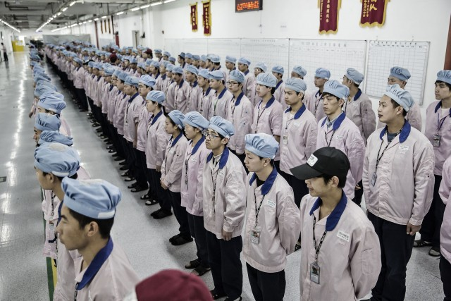 One of the World Most Secretive iPhone Factories