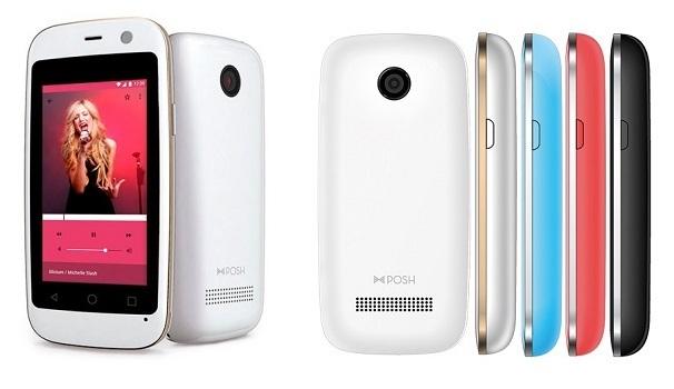 Posh Micro X S240. Το μικρότερο smartphone στον κόσμο