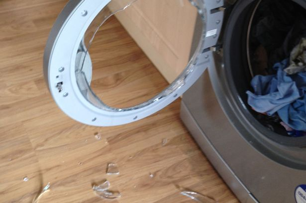 Washing-machines-glass-doors-explode-firing-out-broken-glass