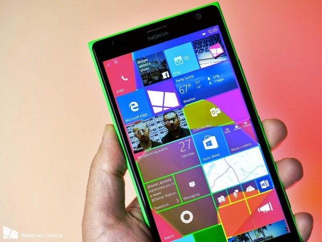 Windows 10 Mobile 2