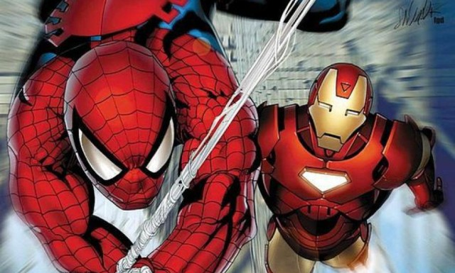 iron-man-and-spider-man
