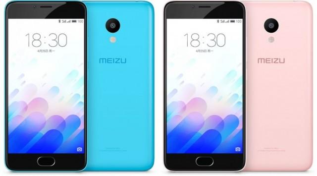 Meizu m3. Νέα σούπερ οικονομική πρόταση με οθόνη 5 ιντσών 720p