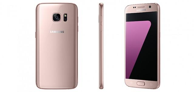samsung galaxy s7 kai s7 edge PINK GOLD