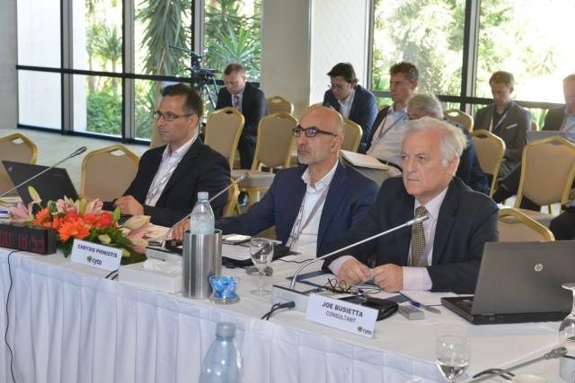 24th Teleforum meeting of Telecom Operators of Small States - TOSS cyta 1