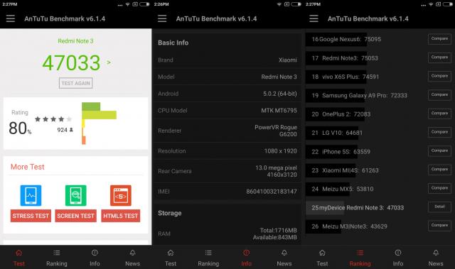 Antutu Xiaomi Redmi Note 3 (Large)