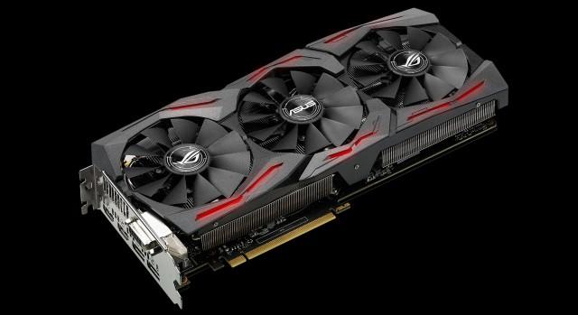 Asus RoG Strix GeForce 1080 GTX 1