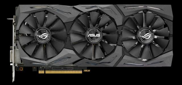 Asus RoG Strix GeForce 1080 GTX  2