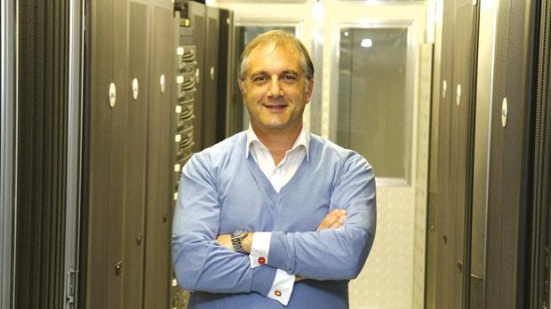 ο CEO της BMIT, κ. Christian Sammut