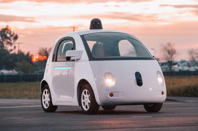 Google Autonomous 2