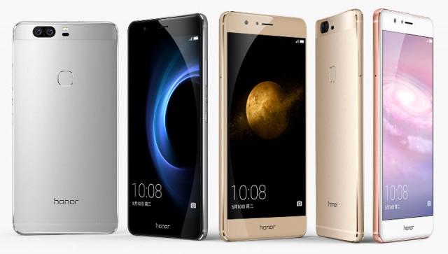 Huawei honor V8 2