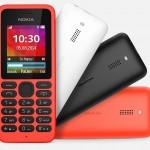 Nokia Feature phones 3
