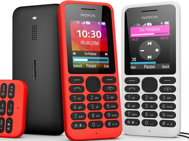 Nokia feature phones 1