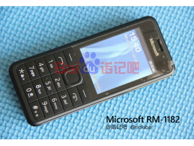RM-1182 Microsoft Feature Phone 1