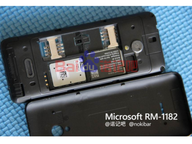 RM-1182 Microsoft Feature Phone 2